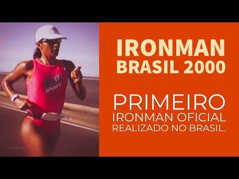 Ironman Brasil 2000_ Primeiro Ironman Oficial