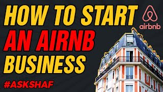Gambar cover Start An Airbnb Business | Become An Airbnb Entrepreneur  | Serviced Accommodation UK | How To