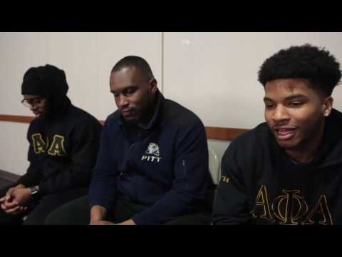 Alpha Phi Alpha | Omicron Chapter | 2017 Steel City Step Show | Pittsburgh, PA