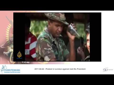 SRI LANKA WAR   episode   war reporting 2011