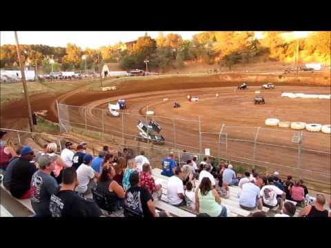 Sprintcars @ Placerville Speedway 7 30 16 1