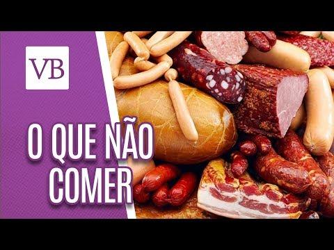 7 Alimentos Que os Nutricionistas Não Recomendam - Você Bonita (13/06/18)