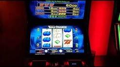 Merkur Magie, novoline, Book of ra, spielhalle,Casino,Spielothek,tripple chance 80-2 Euro fach,Teil1