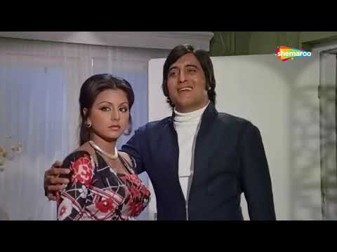 Download Maha Badmash (1977) (HD) Hindi Full Movie Scene - Vinod Khanna   Neetu Singh   Bindu