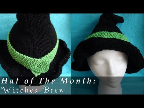Hat of The Month  |  October 2013  |  Witch or Wizard Hat