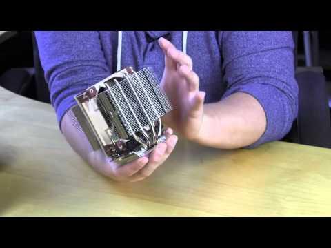 Noctua NH-D9L CPU Cooler Unboxing & Overview