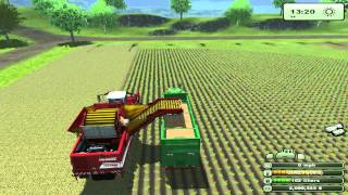 FARM SIMULATOR 2013 part 2 (from yesterday)