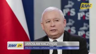 Jarosław Kaczyński: Zmiana premiera nie wchodzi w tej chwili w grę