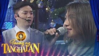 Tawag ng Tanghalan: Vhong links Ryan Bang to TNT daily contender, Veronica
