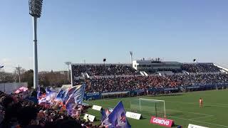 【3.17】 横浜FCVS新潟 アルビレックス新潟 チャント 「ガラタサライ」