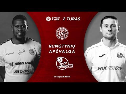 Hegelmann Litauen Suduva Goals And Highlights