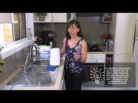 Caring for and Deep Cleaning your Norwex Microfibre