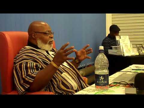 3. Dr Runoko Rashidi at the Acrm in Birmingham 16th Sep 2017