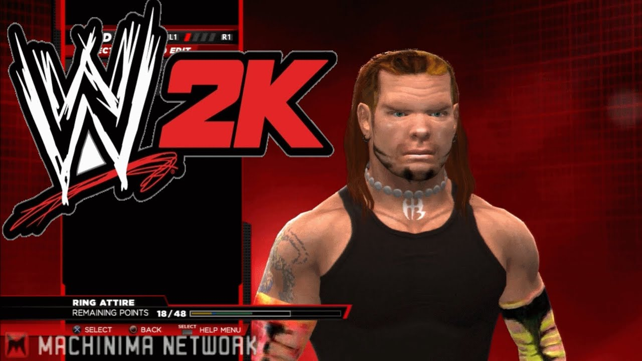 Uncategorized Jeff Hardy Game wwe 2k14 jeff hardy texture hack svr 2009 model and 10 in game mod psn download available ps3 youtube