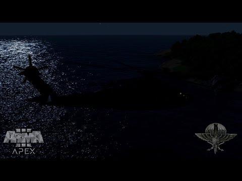 [102nd] Arma 3 - RUN THROUGH THE JUNGLE