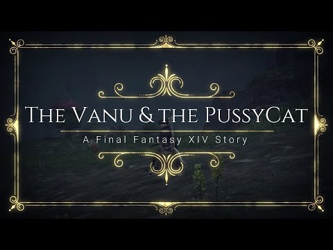 The Vanu & The Pussycat - A Final Fantasy XIV Story