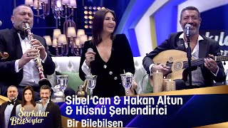 Sibel Can & Hakan Altun & Hüsnü Şenlendirici - Bir Bilebilsen Resimi