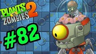 ✔️ĐÁNH BẠI BOSS NHỆN MÁY - Plants Vs Zombies 2 Tập 82 - Hoa Quả Nổi Giận 2 Android, Ios