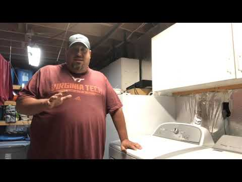 Easy way to clean your dryer vents!