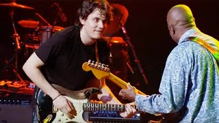 "John Mayer, Buddy Guy, Phil Lesh and Questlove - ""Hoochie Coochie Man"" Live 