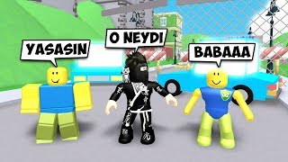 CHILD MAN WANTS TO LEAVE NOW / Escape The Warehouse / Roblox English