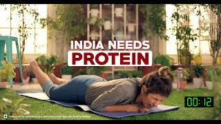 India on doing Plank | Muscle Health | Protinex