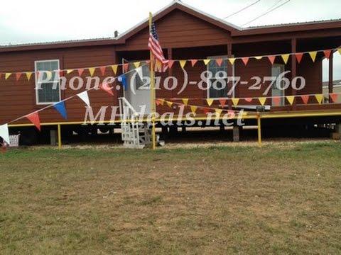 new-porch-model-cabin--san-antonio,-tx