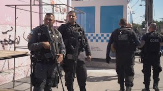 Killings by police snipers on the rise in Rio de Janeiro