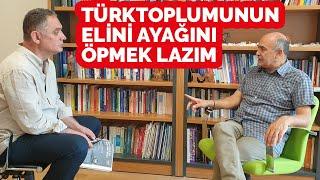 Prof. Murat Erdoğan ile Suriyeli göçmenler üzerine: Türk toplumunun elini ayağını öpmek lazım