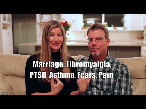 Dr Robert Jeffers shares Tiffany's recovery from fibromyalgia, and PTSD to health