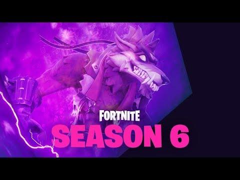 New Fortnite Season 6 Wolf Skin Teaser 3 New Season 6 Fortnite