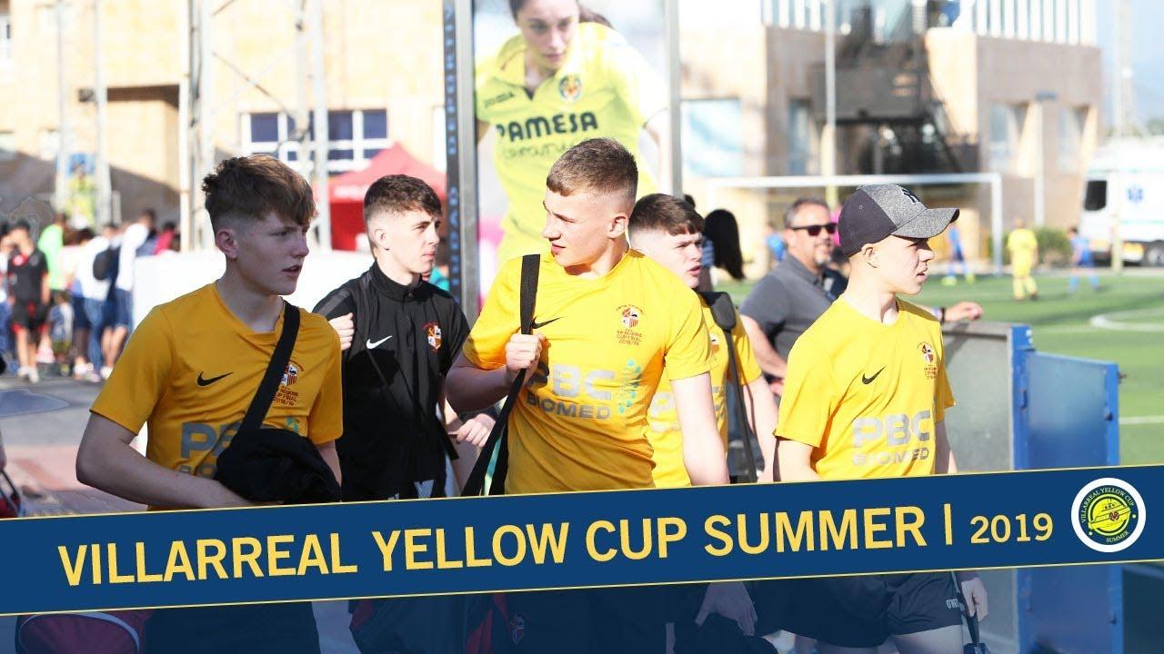 Llegada y alojamiento - Villarreal Yellow Cup Summer | 2019