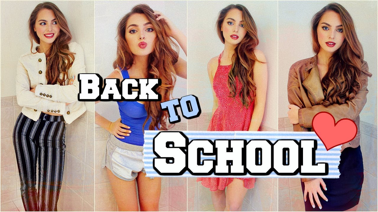 aca8e3acde9 Back To School Try On Haul