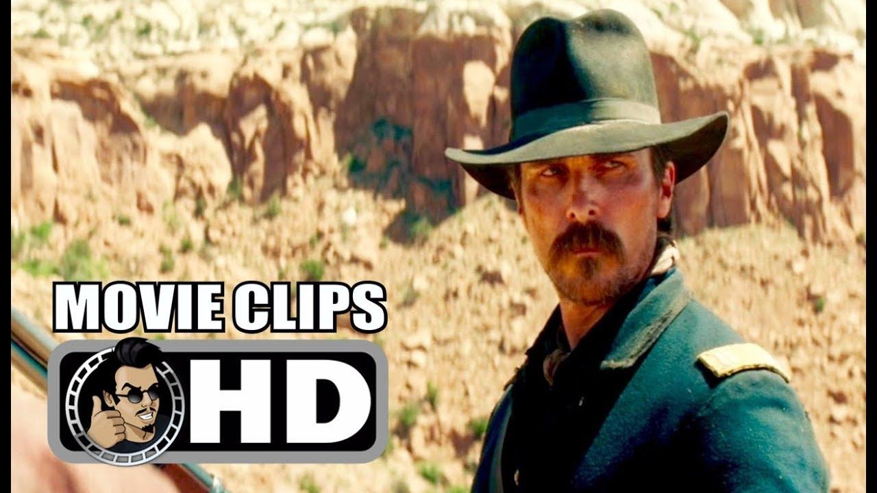 Download HOSTILES - 15 Movie Clips + Trailer (2017) Christian Bale, Ben Foster Western Drama Movie HD
