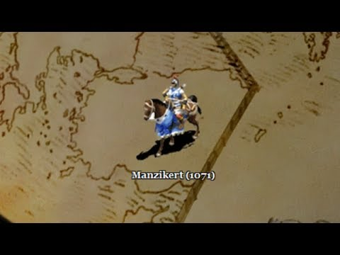 Age of Empires II: The Conquerors Campaign - 4. Battles of the Conquerors - Manzikert (1071)