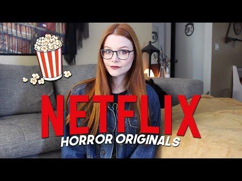 BEST NETFLIX HORROR ORIGINALS | MOVIES & SERIES