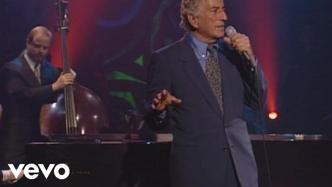 Tony Bennett - Autumn Leaves / Indian Summer (from MTV Unplugged)