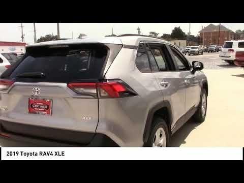 2019 Toyota RAV4 Metairie LA 9TR1641
