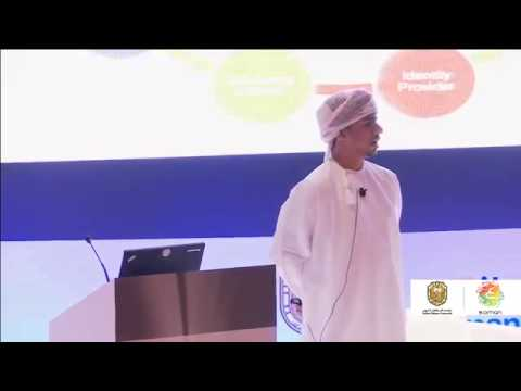 #fossc_oman Khalid AlRahbi, ITA G-Cloud Oman