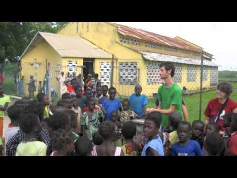 Guinea Bissau- Giovani e missione1 2010 Suzana