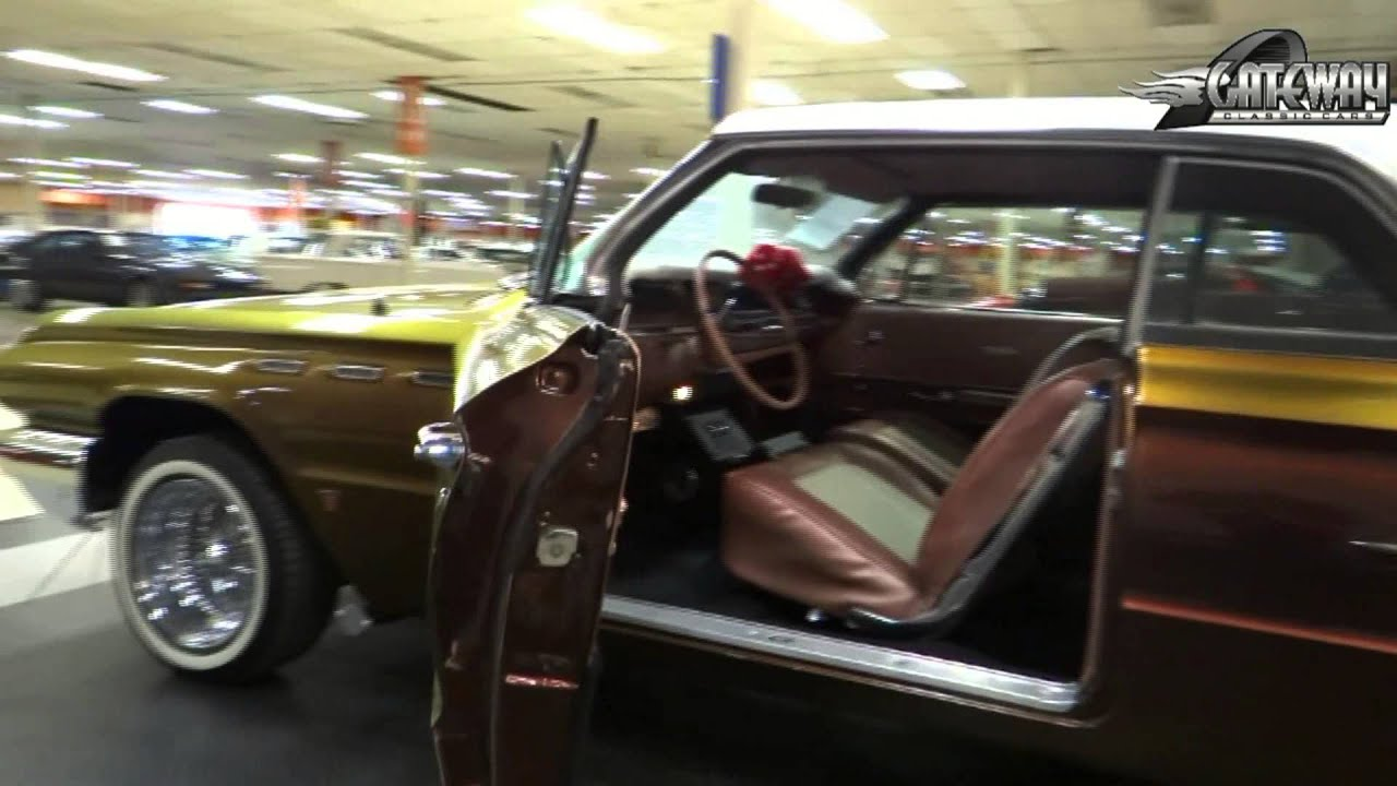 1962 buick lesabre for sale at gateway classic cars in st louis mo youtube. Black Bedroom Furniture Sets. Home Design Ideas