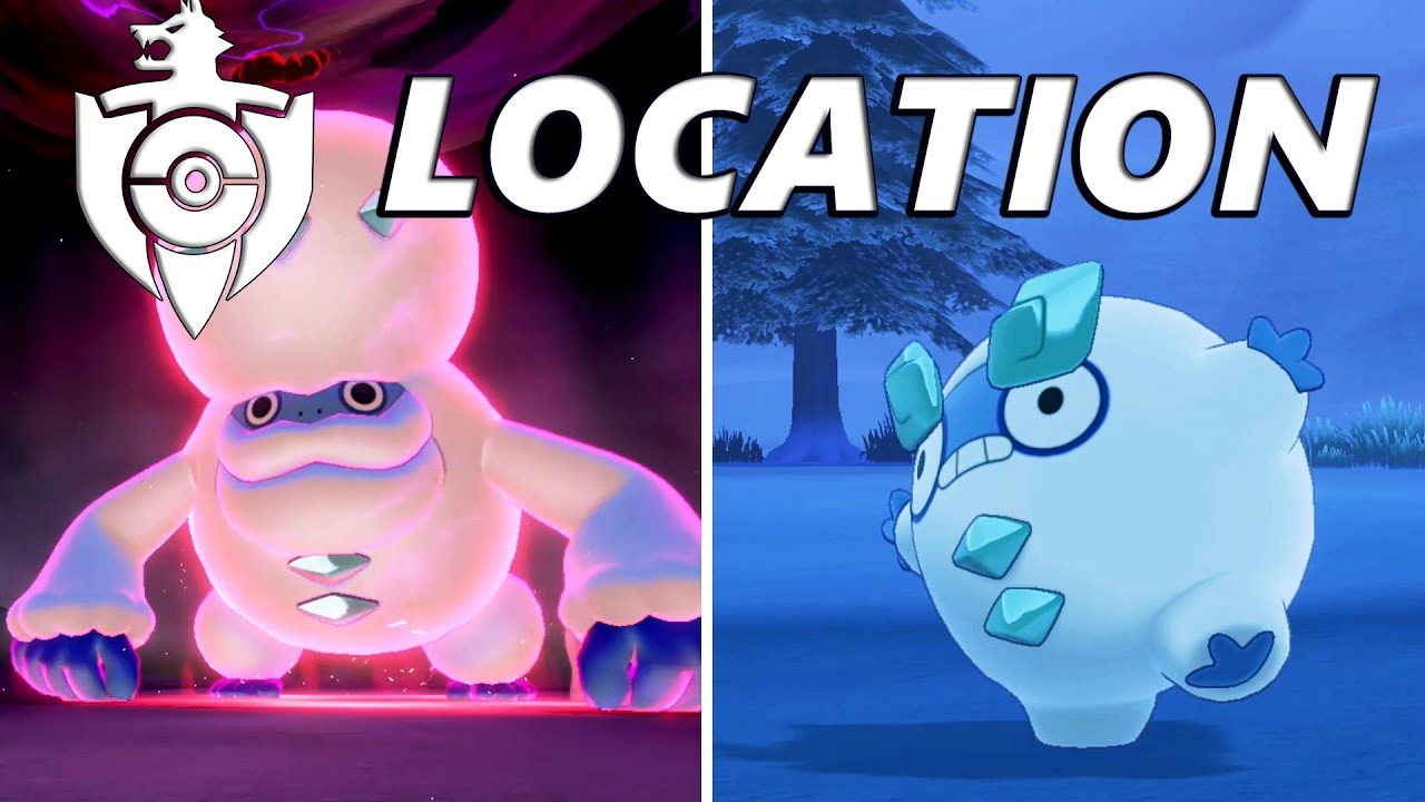Pokemon Sword and Shield: How to Catch & Find Darumaka and ...