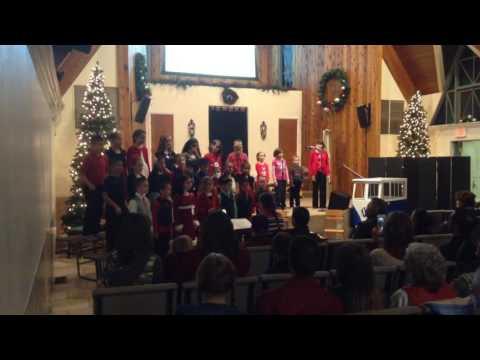Graceway Christian Academy Christmas Program video 3, 12/09/16
