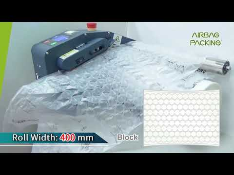 AP600G AIRPCS Pouch Bag on demand inflation demo