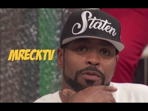 Method Man Getting Inspiration From M.Reck Bars From His Song 'All In' (Respect My Handle)
