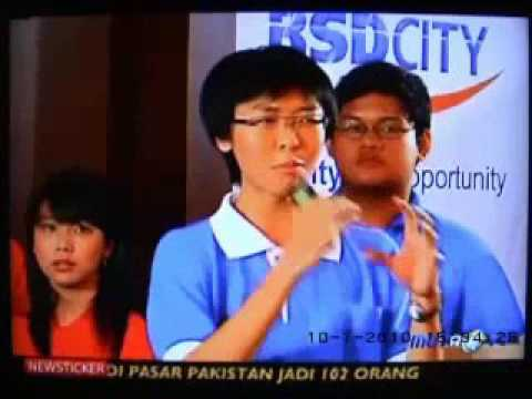 Scholarship Indonesia 2010 Eps 4 - Part 3