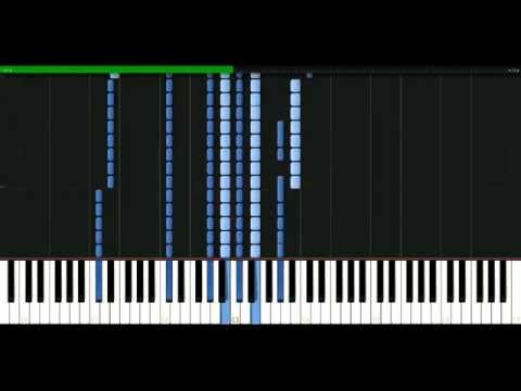 Foo Fighters - Best of you [Piano Tutorial] Synthesia | passkeypiano