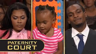 Woman Says Man Was Living Double Life (Full Episode)   Paternity Court
