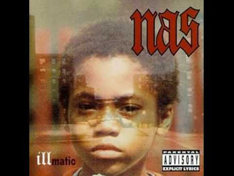 Nas - No Idea's Original (Nasir Bin Olu Dara Jones) Hip Hop Music