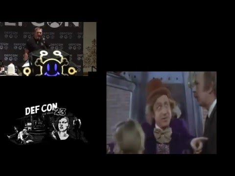 DEF CON 23  -  Panel - DEF CON Comedy Inception